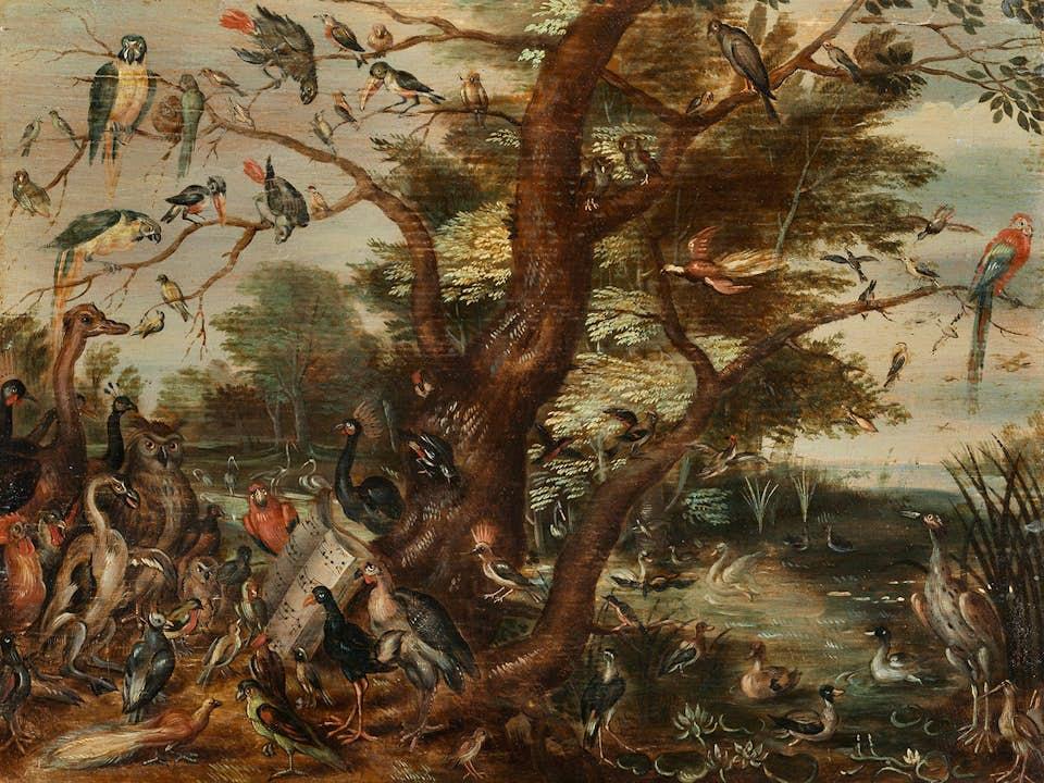 Jan Brueghel d. J., 1601 Antwerpen – 1678, Nachfolge