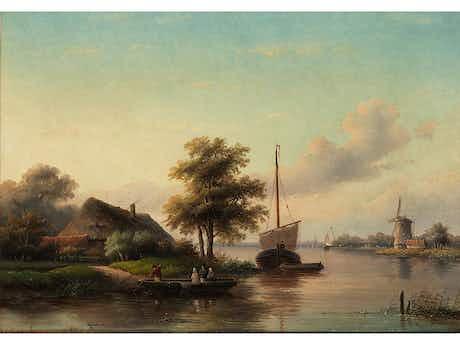 Jacob Jan Coenraad Spohler, 1837 Amsterdam – 1922 ebenda