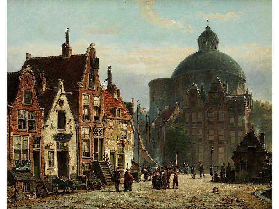 Willem Koekkoek, 1839 Amsterdam – 1895
