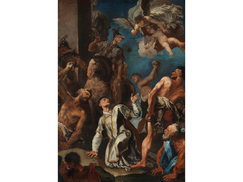 Sebastiano Ricci, 1659 – 1734, zug.
