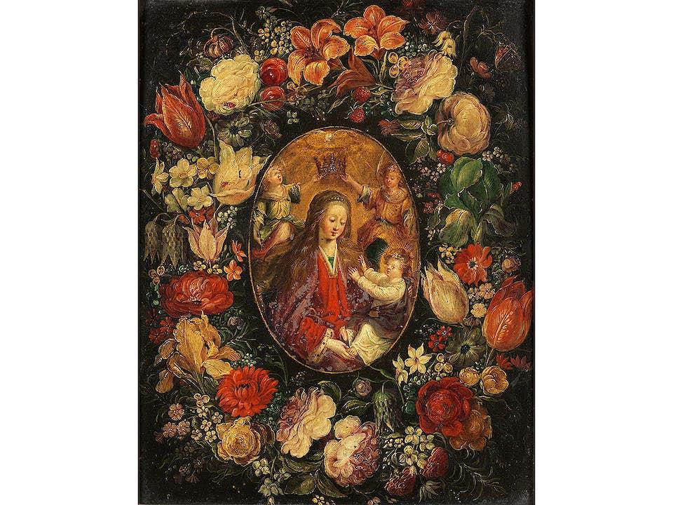 Jan Brueghel d. J., 1601 – 1678, in Zusammenarbeit mit Otto van Veen, 1556 – 1629