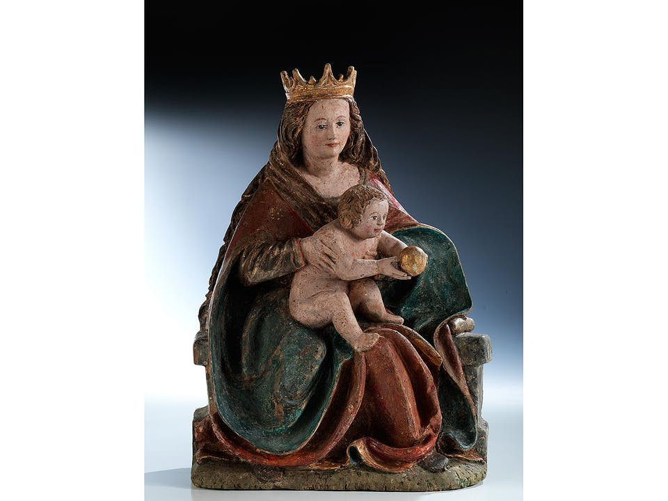Salzburger Bildhauer um 1520/ 30 in Art des Andreas Lackner (vor 1490-1545)