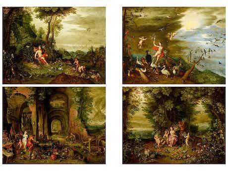 Jan Brueghel d. J. und Werkstatt, 1601 Antwerpen – 1678