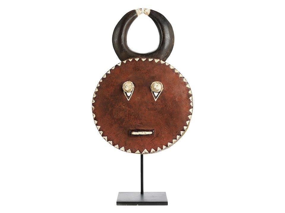 Kple-Kple-Maske des Stammes der Baule