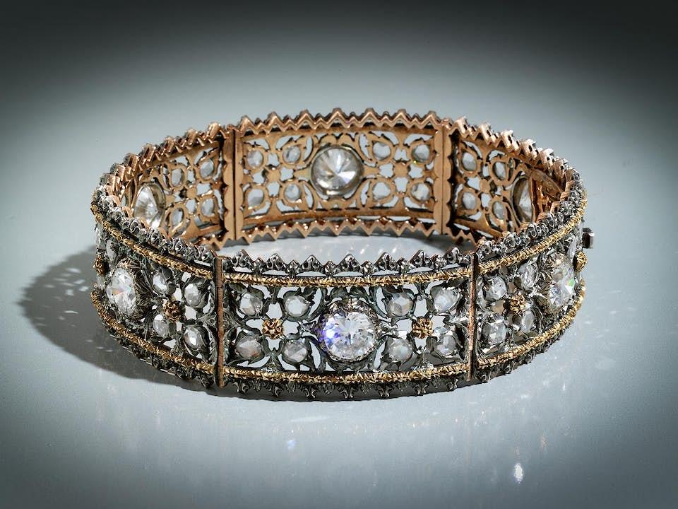 Diamantarmband von Buccellati