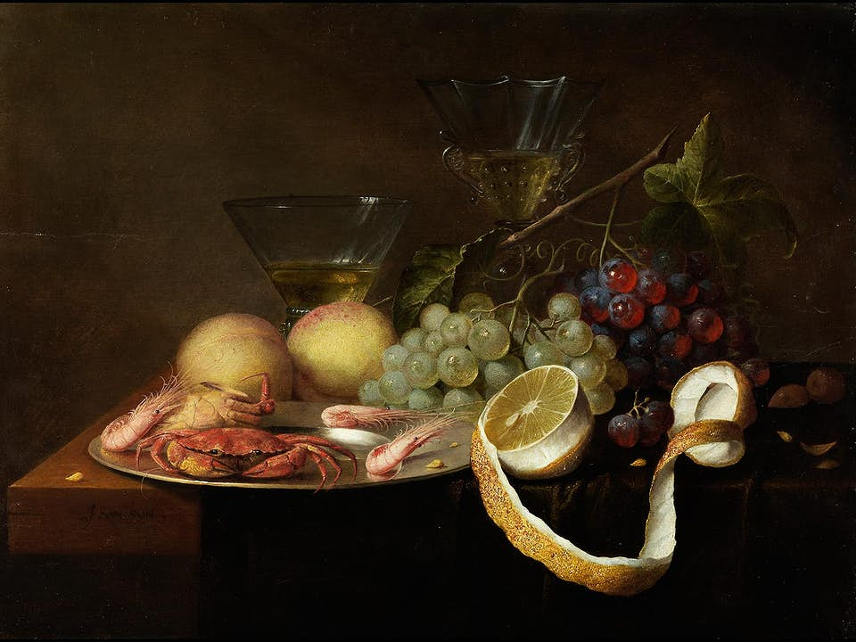 Joris van Son, 1623 – 1667