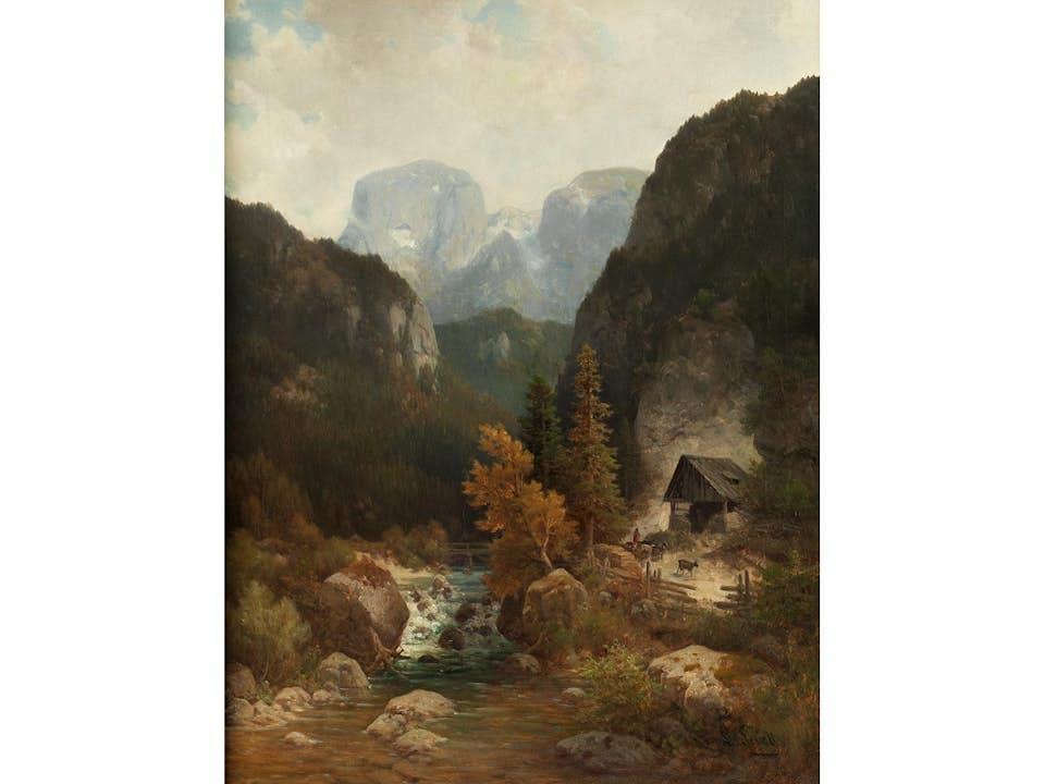 Ludwig Sckell, 1833 Schloß Berg – 1912 Pasing