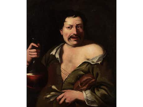 Neapolitanischer Caravaggist des 17. Jahrhunderts