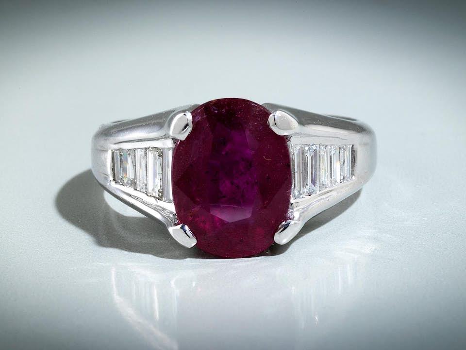 Rubin-Diamantring
