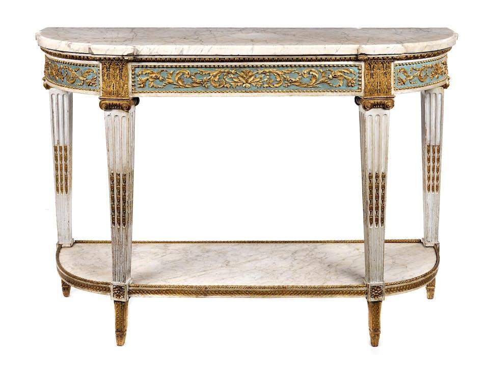 Louis XVI-Wandkonsole
