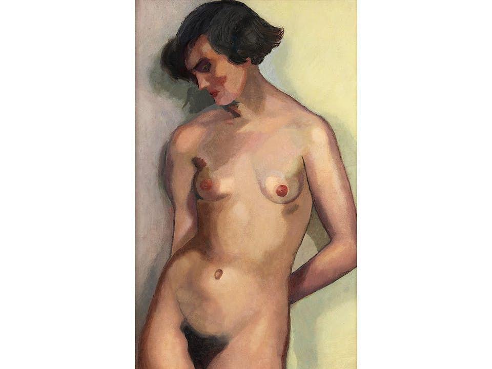 Leo Putz, 1869 Meran – 1940 ebenda, Umkreis des