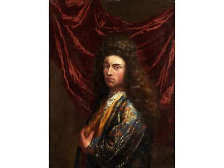 Französischer Portraitist aus dem Kreis von François de Troy, 1645 – 1730