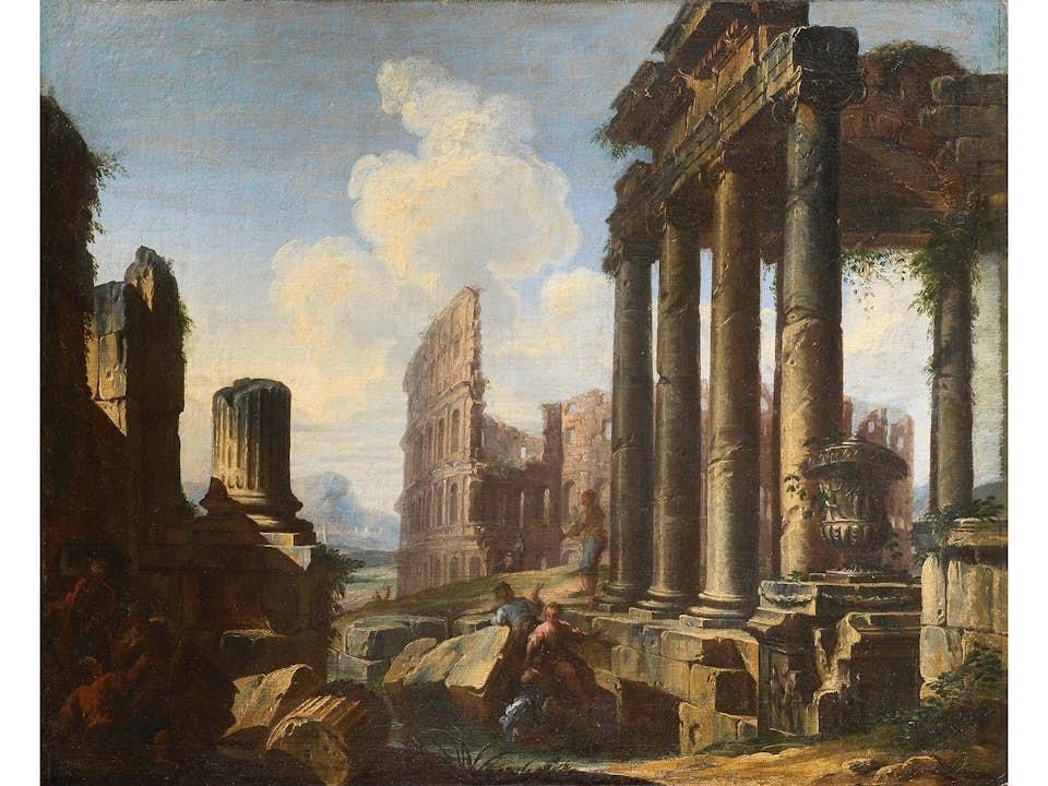Andrea Locatelli, 1695 Rom – 1741, zug.