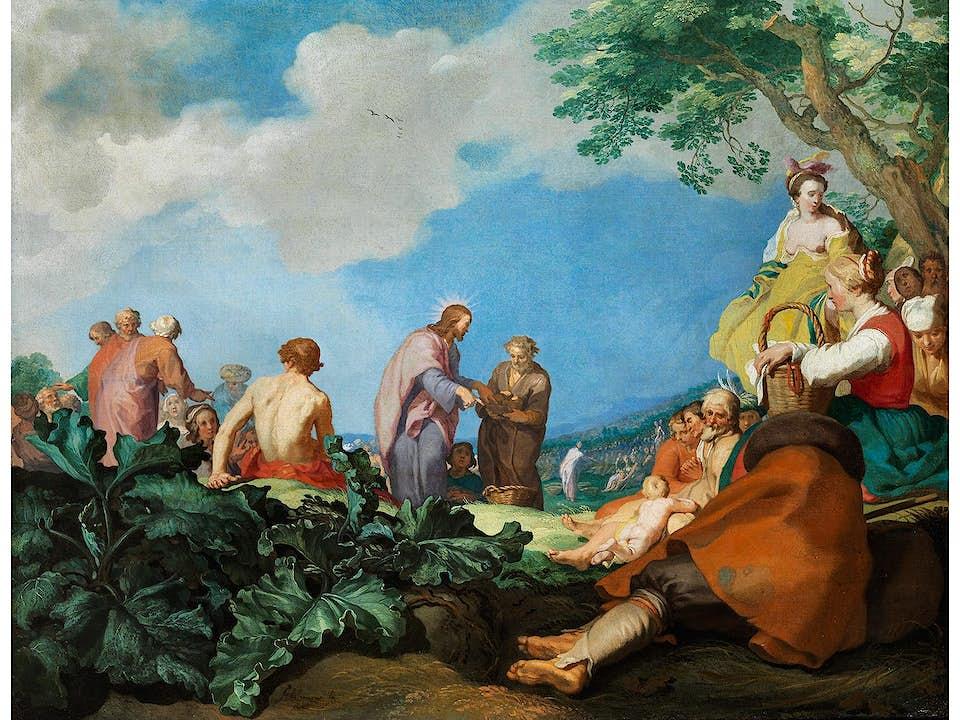 Abraham Bloemaert, 1564 Gornichem – 1651 Utrecht