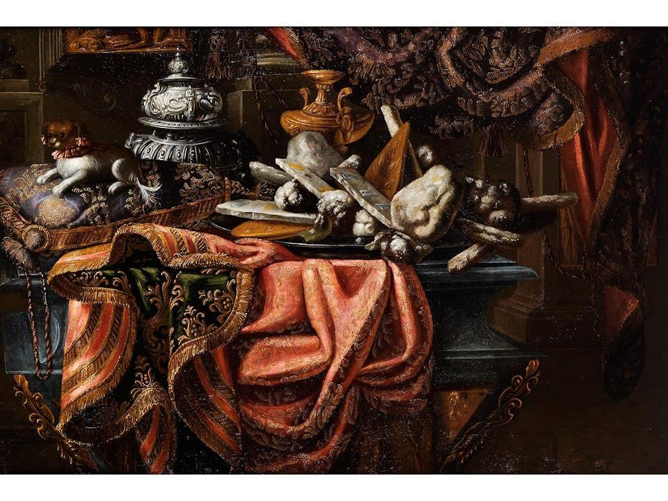 "Francesco Fieravino, genannt Il Maltese sowie ""Francesco Noletti"", um 1611 Malta – 1654 Rom, zug."