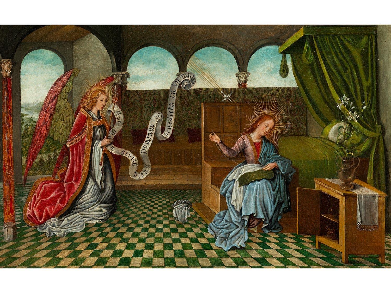 Gemälde Alte Meister Teil I