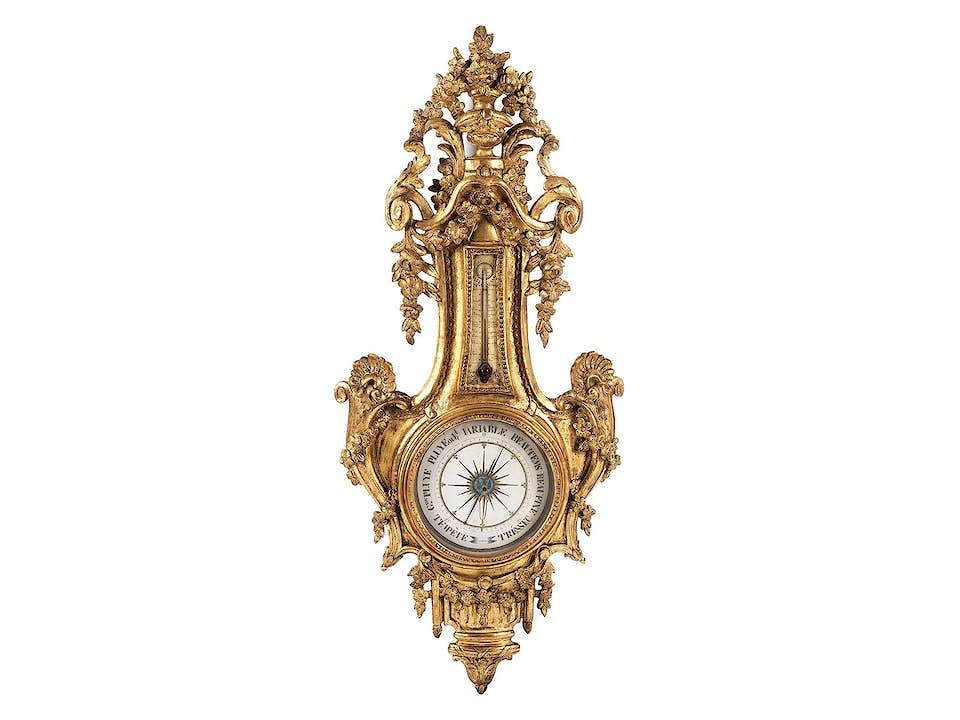Louis XV-Barometer