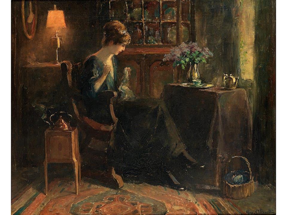 Max Alexander Alandt, 1875 Holland – 1930