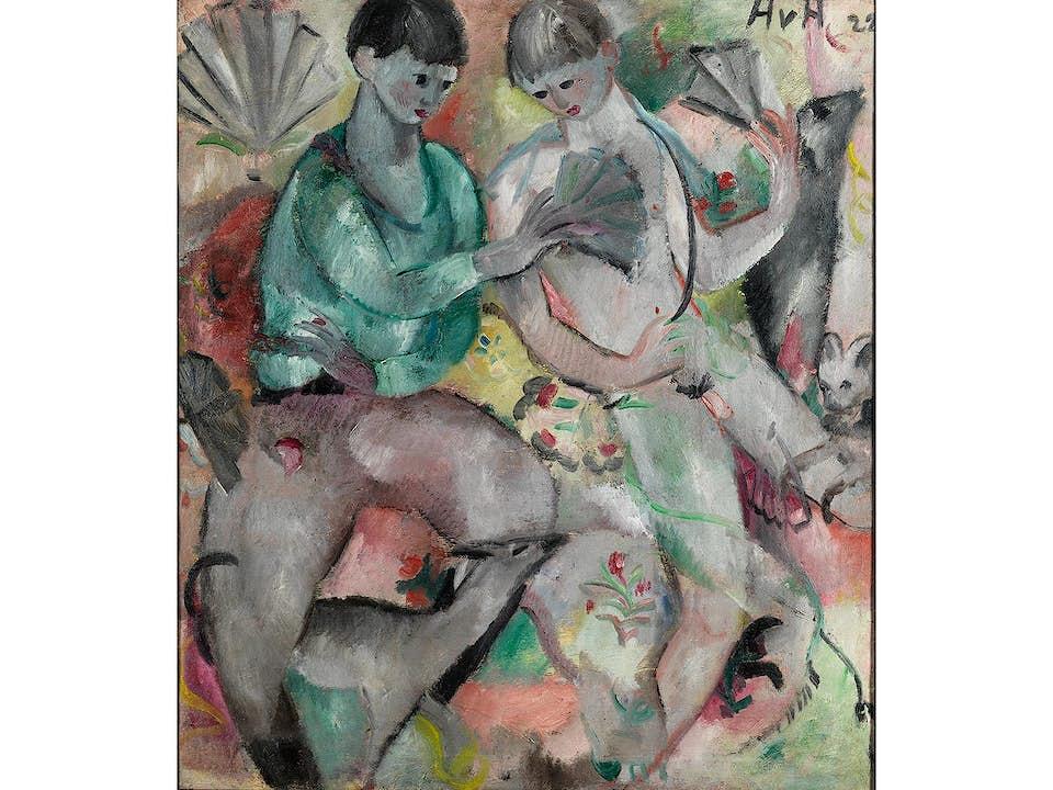 """Helmut Kolle, genannt """"von Hügel"""", 1899 – 1931"""