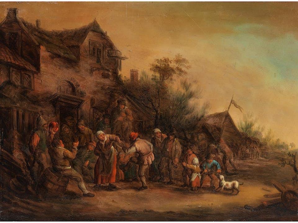 Isaac van Ostade, 1621 – 1649, Umkreis