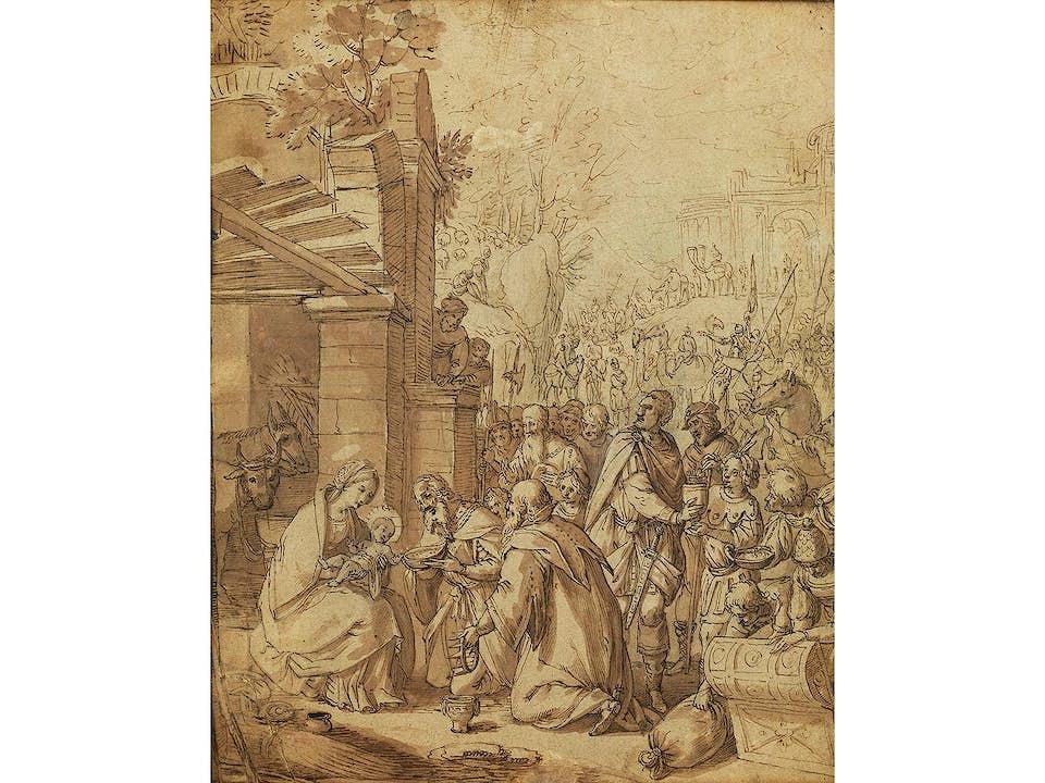 Niederländischer Meister der ersten Hälfte des 17. Jahrhunderts