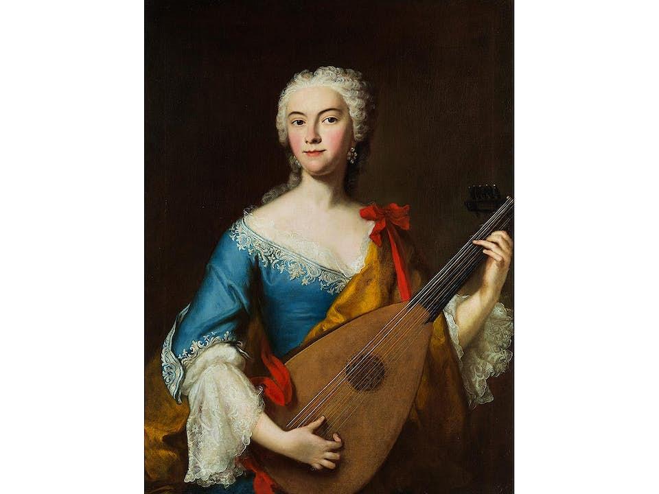 Jacopo Amigoni, 1682 Venedig – 1752 Madrid, zug.
