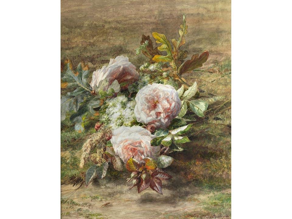 Geraldine Jacoba Bakhuyzen van de Sande, 1826 Den Haag – 1895 ebenda