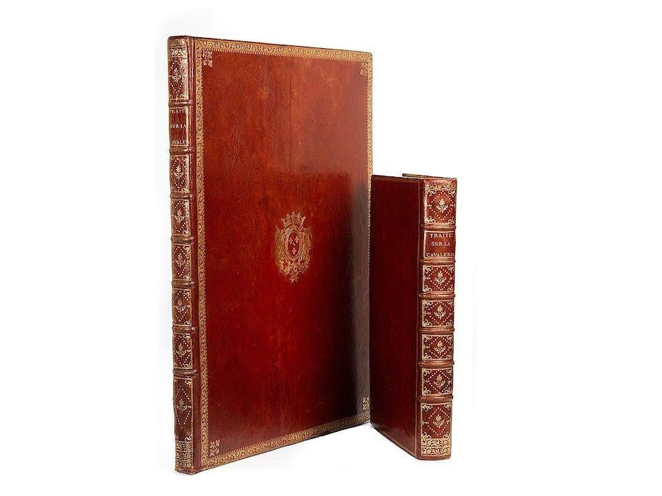Louis Hector (Comte de) DRUMMOND DE MELFORT, Traité sur la Cavalerie