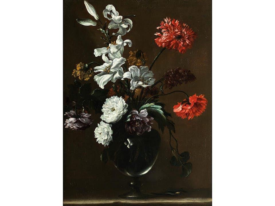 Französischer Maler Ende 17./ Anfang 18. Jahrhundert