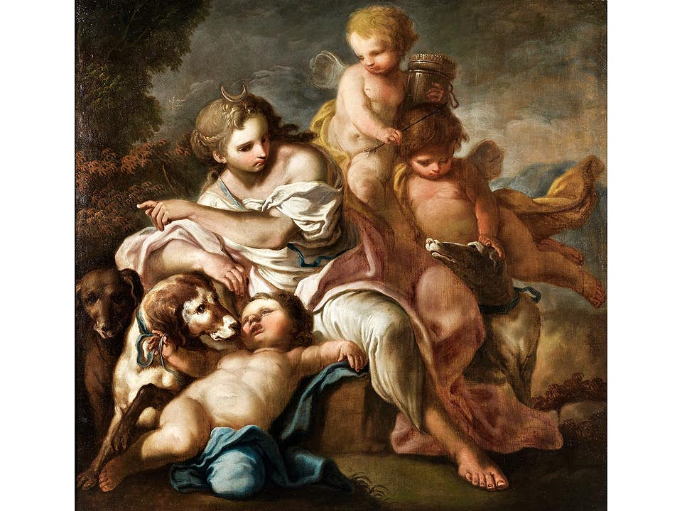 Sebastiano Conca, 1676/80 Gaeta – 1764 Neapel
