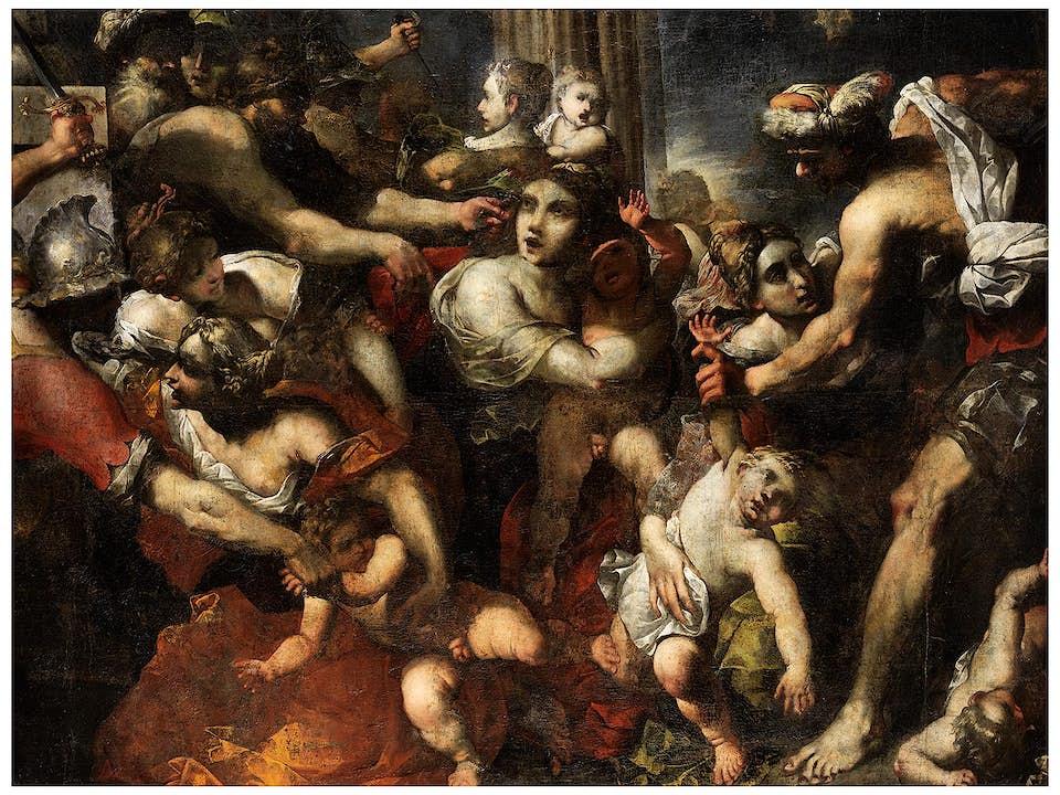 Genueser Maler des 17. Jahrhunderts/ Umkreis des Valerio Castello (1624 – 1659)