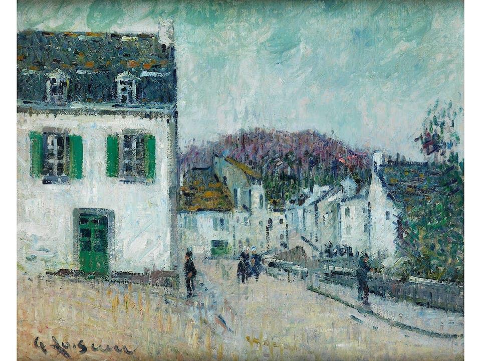 Gustave Loiseau, 1865 – 1935
