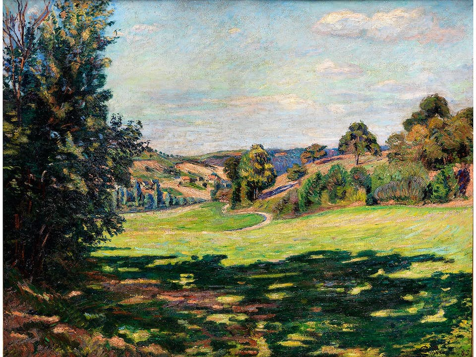 Armand Guillaumin, 1841 Paris – 1927 Orly