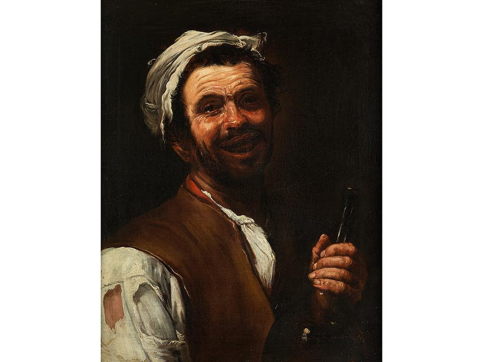 Jusepe de Ribera, 1588 Játiva, Valencia – 1652 Neapel, zug.