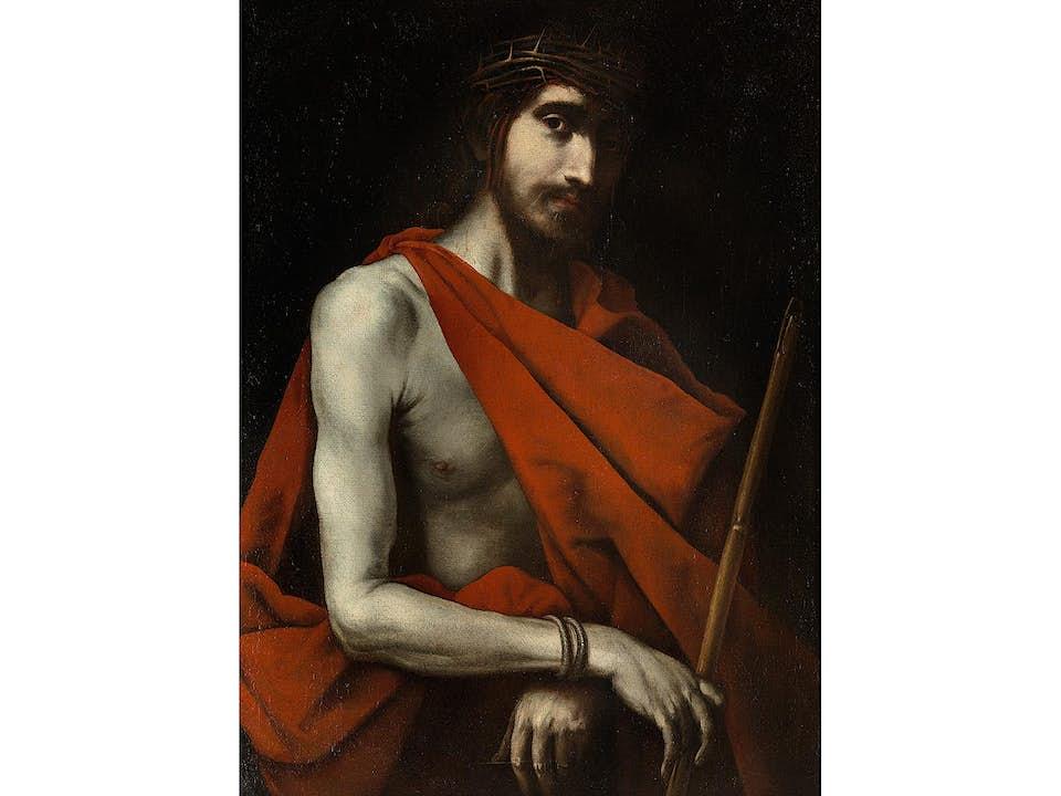 Jusepe de Ribera, 1588/91 Játiva, Valencia – 1652 Neapel