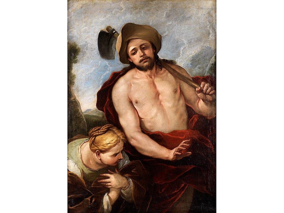 Luca Giordano, 1632/34 Neapel – 1705 Ebenda
