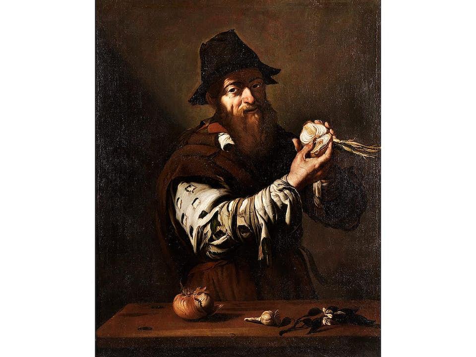 José de Ribera, 1588/91 Játiva, Valencia – 1652 Neapel, Werkstatt des