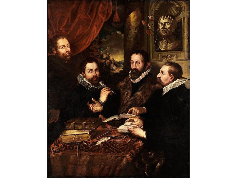 Peter Paul Rubens, 1577 Siegen – 1640 Antwerpen, Kopie nach