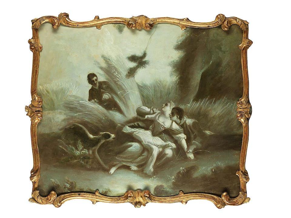 Französischer Maler des späten 18. Jahrhunderts