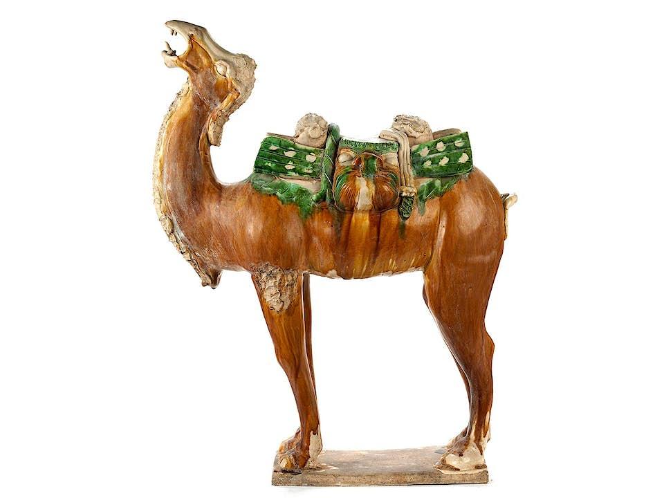 Kamel im Tang-Stil
