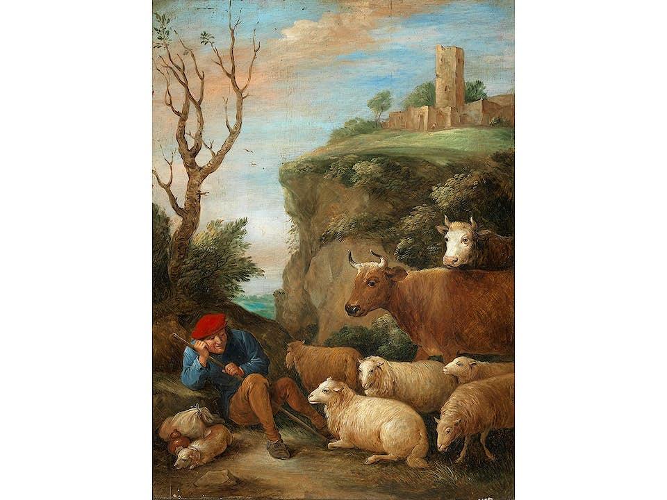 David Teniers d. J., 1610 Antwerpen – 1690 Brüssel, Umkreis