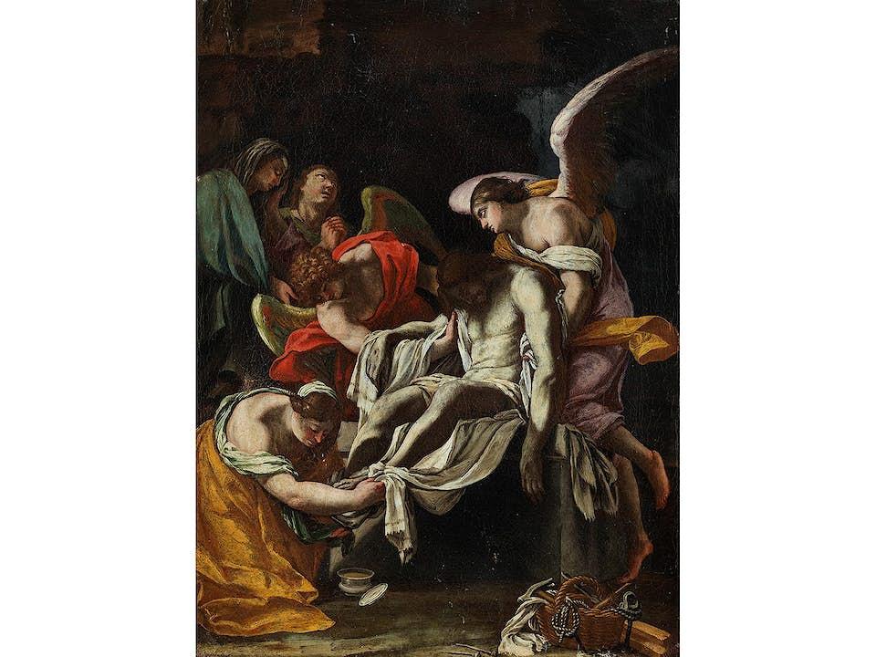 Simon Vouet, 1590 wohl Paris - 1649 ebenda, nach
