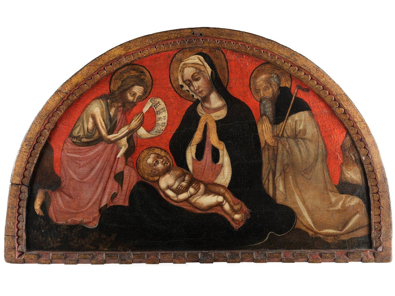 Gemälde Alte Meister Teil II