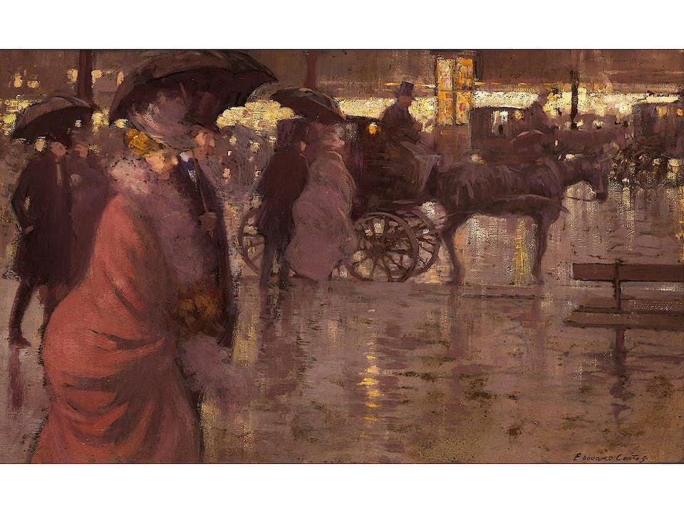Édouard Leon Cortes, 1882 Lagny-sur-Marne – 1969 ebenda