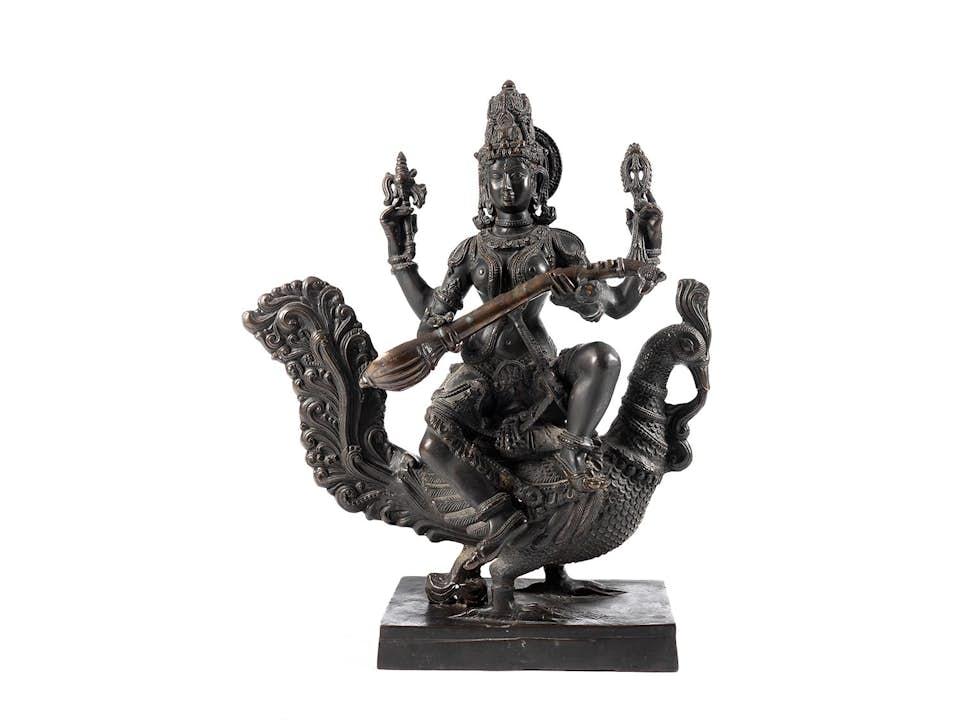 Figur der Sarasvati