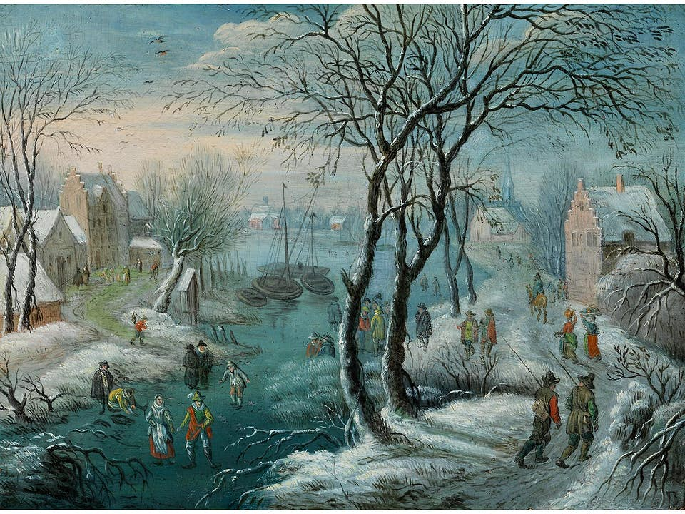 Karel (Charles) Beschey, 1706 – 1776, Nachfolge Jan Brueghel d. J.