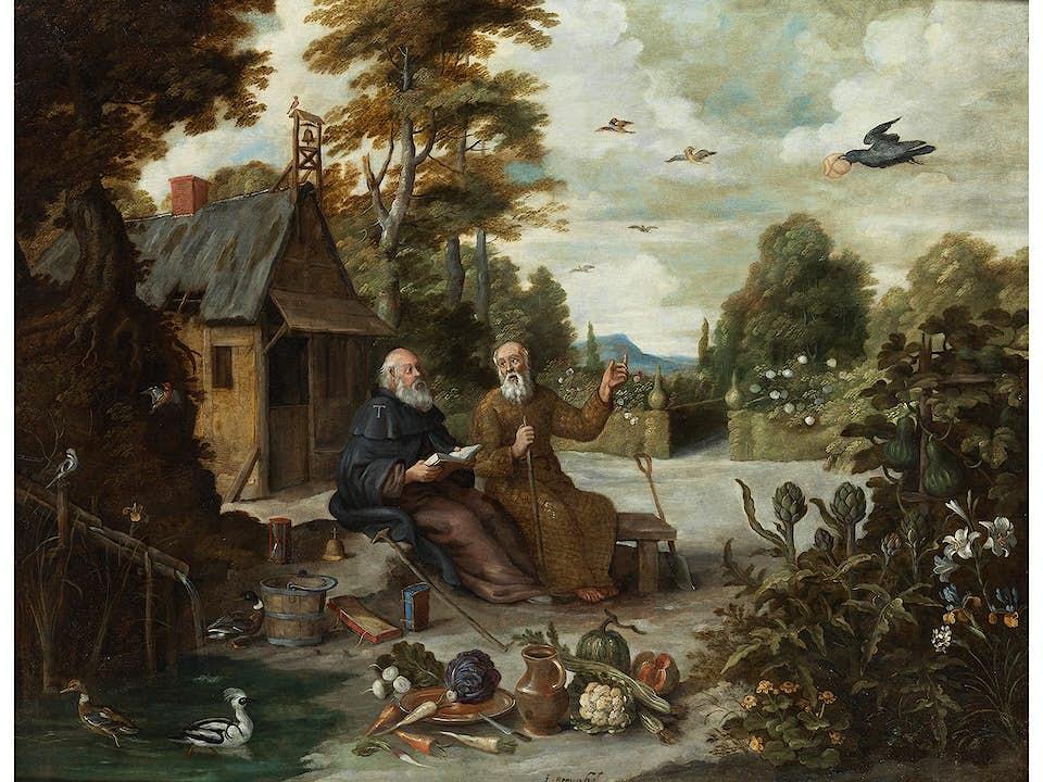 Jan Brueghel, d. J., 1601 Antwerpen – 1678