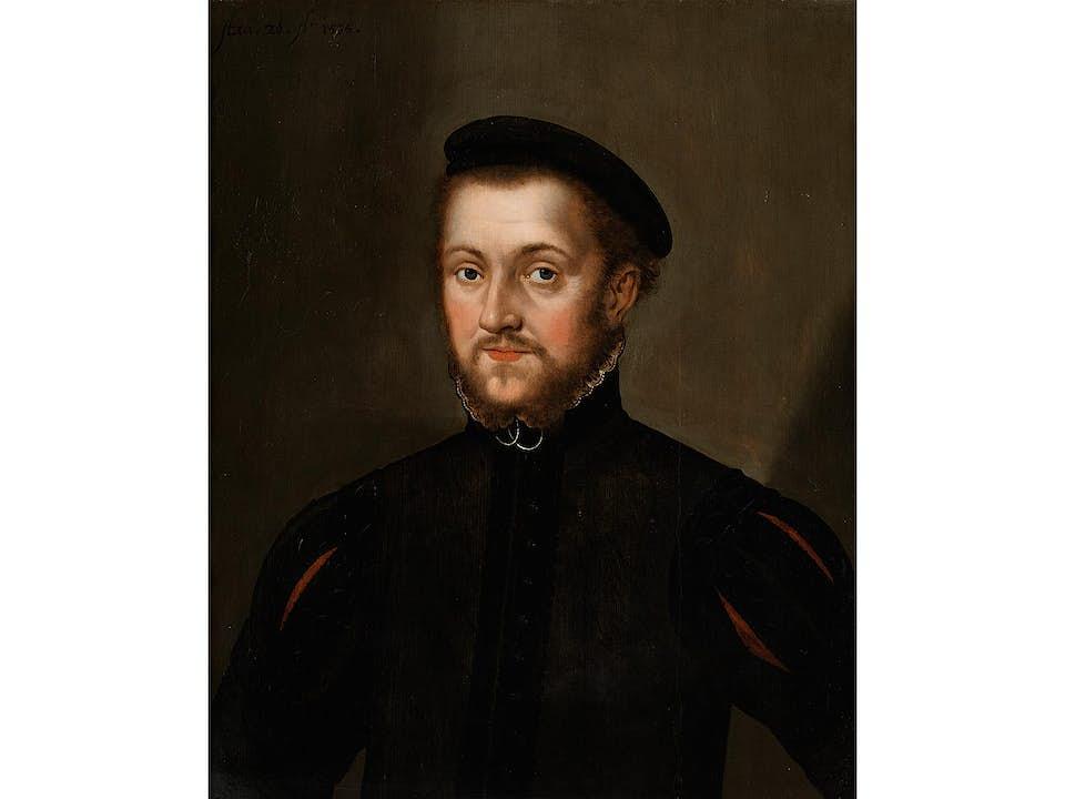 Niederländischer Meister des 16. Jahrhunderts in der Art des Antonis Mor, 1512 – 1575