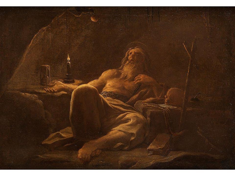 Maler des ausgehenden 17. Jahrhunderts in der Art des Aert de Gelder, 1645 Dordrecht – 1727