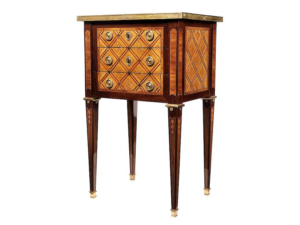 Louis-XVI Table de Salon